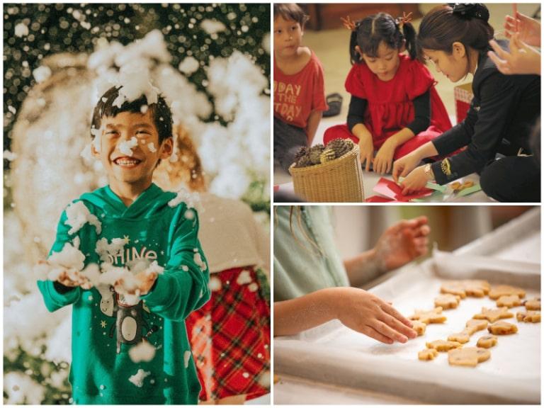 Hoạt động đặc sắc dành cho các bé tại CLB Trẻ em