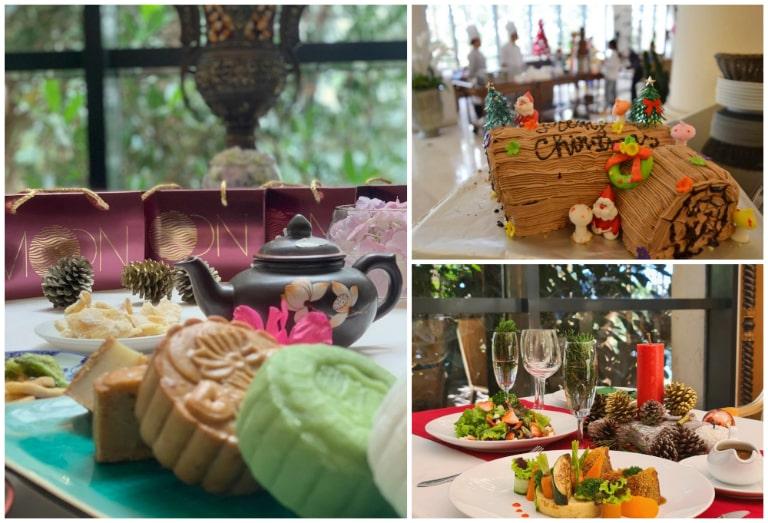 Những món ăn bắt mắt theo chủ đề sự kiện resort