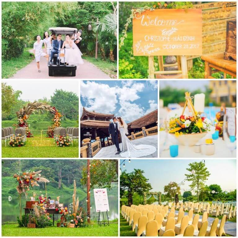 Tổ chức đám cưới