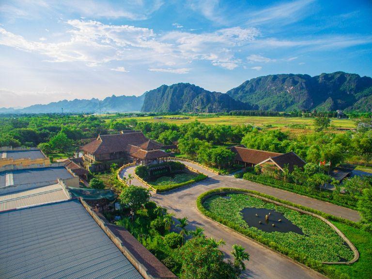 Emeralda Resort Ninh Bình   Địa Điểm Checkin Khiến Du Khách Quên Lối Về