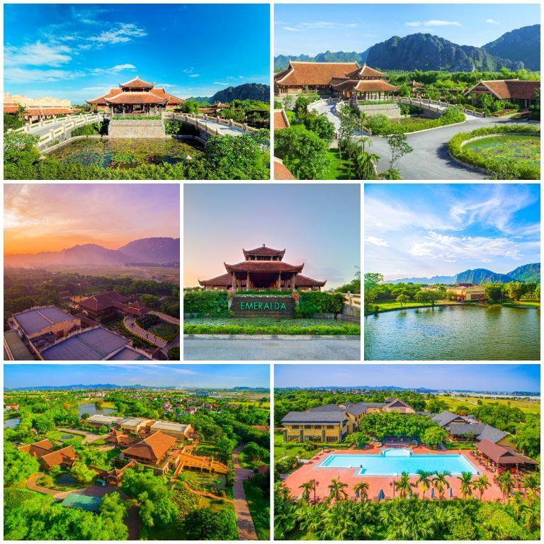 Giới thiệu Emeralda Resort Ninh Bình