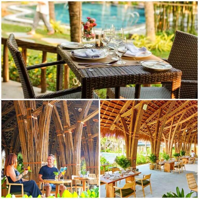 M restaurant tại M resort Phú Quốc