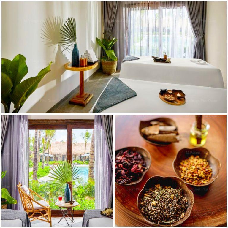 M Spa tại M resort Phú Quốc