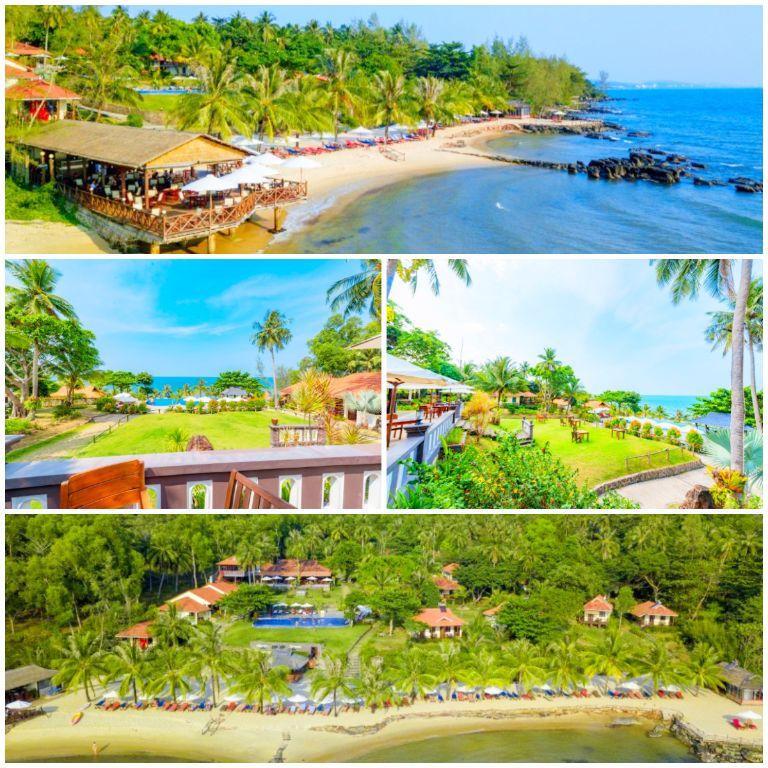Phu Quoc Eco Beach - Resort 3 sao ở phú quốc