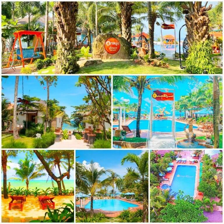 Orange - Resort Phú Quốc Dương Đông