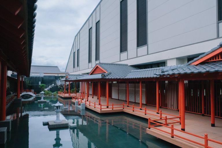 Không gian nghỉ dưỡng Nhật Bản trong mơ