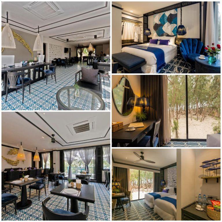 Phòng nghỉ dưỡng tại resort