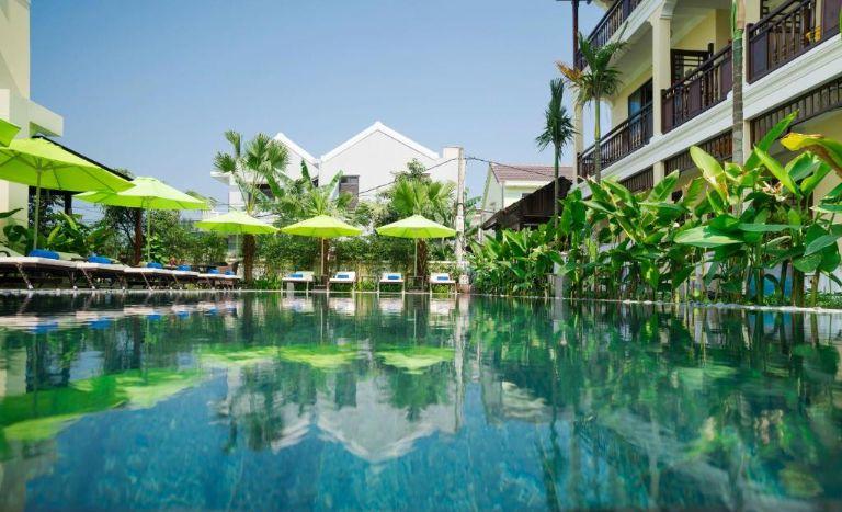 Không gian tại Hoi An Field Boutique Resort & Spa