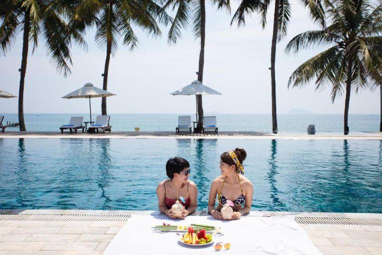 Hồ bơi - Resort 4 sao Hội An