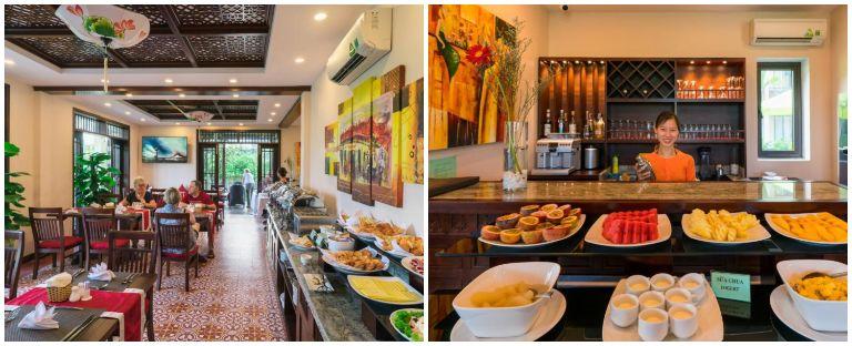 Ẩm thực tại Hoi An Field Boutique Resort & Spa