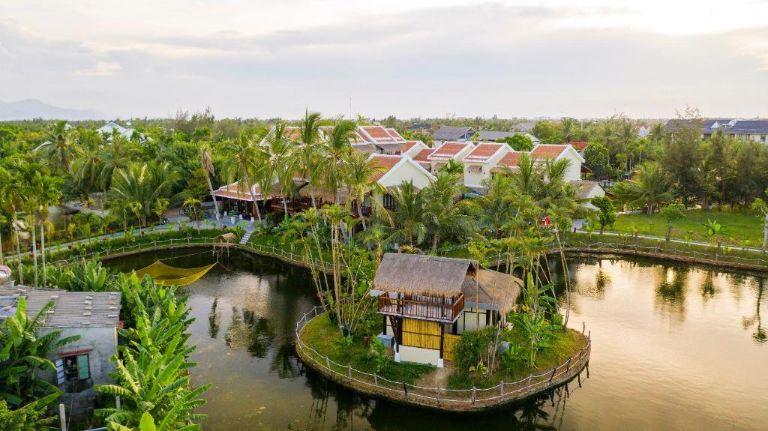 Toàn cảnh Zest Villas & Spa Hoi An