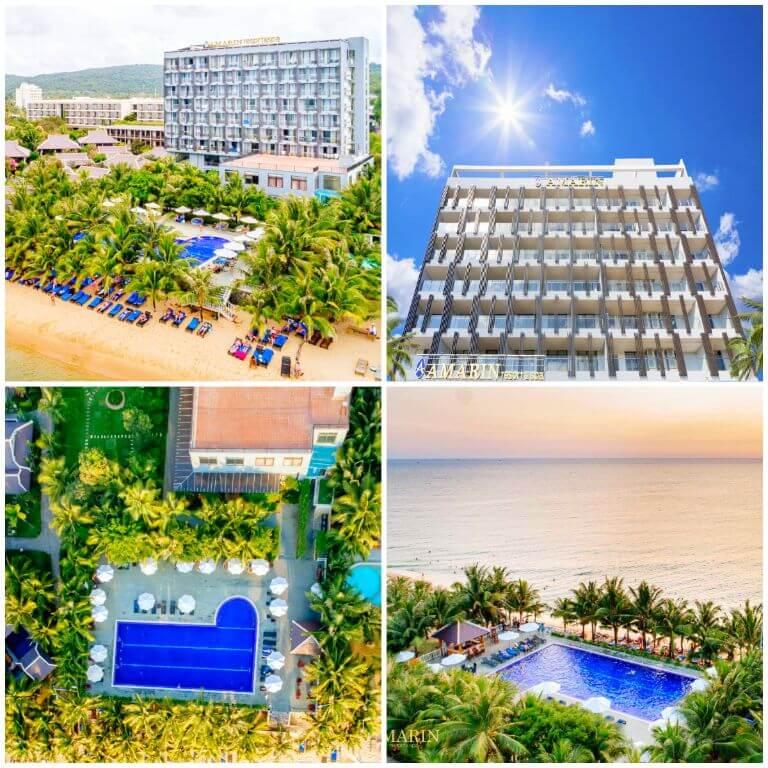 Amarin Resort Phú Quốc 4*