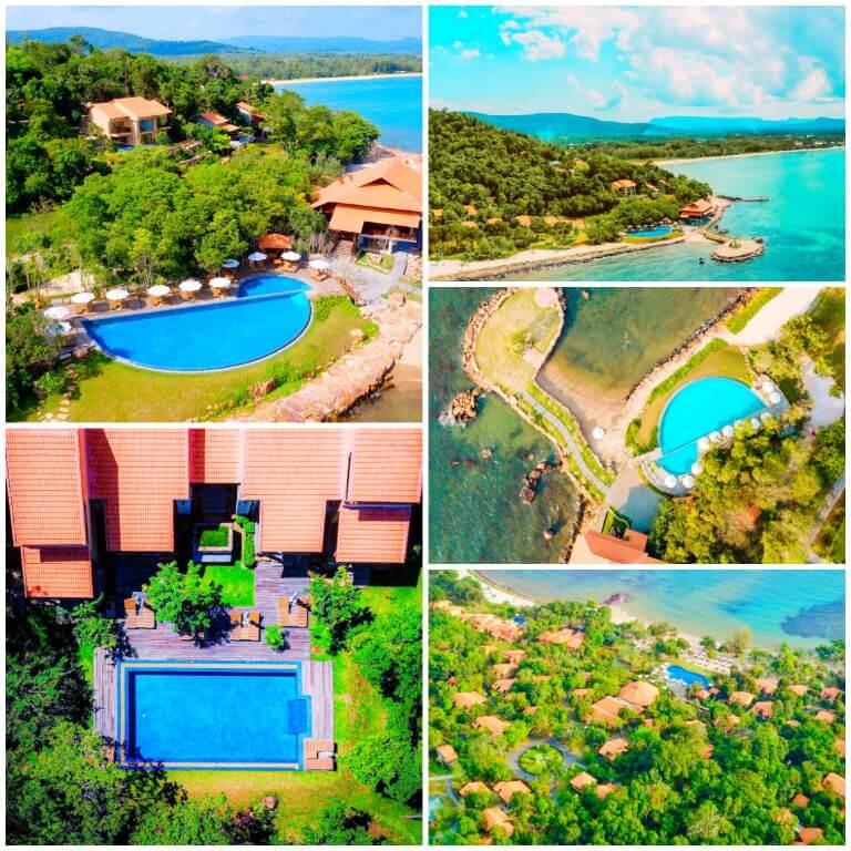 Green Bay Resort 4 sao Phú Quốc