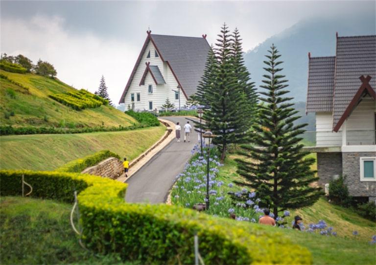 TOP resort 5 sao Đà Lạt được yêu thích nhất