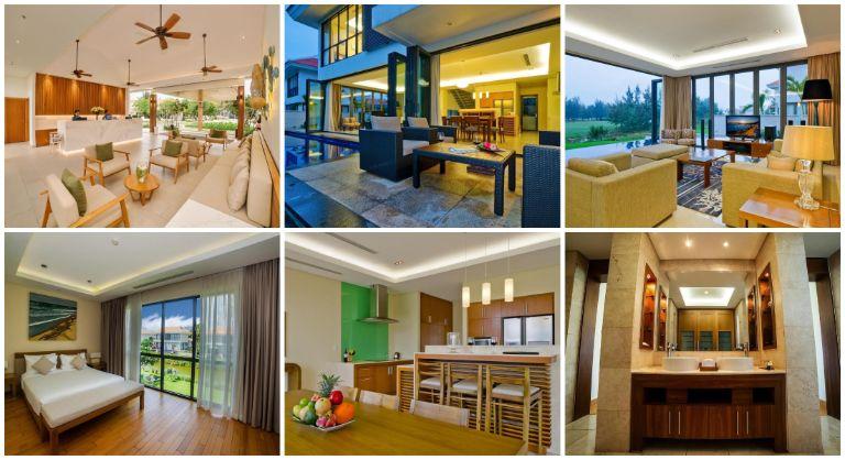 Kiến trúc khu nghỉ dưỡng