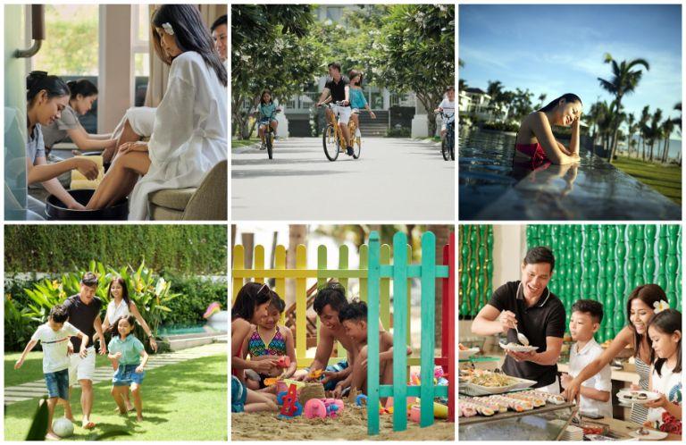Hoạt động giải trí tại resort 5 sao Đà Nẵng