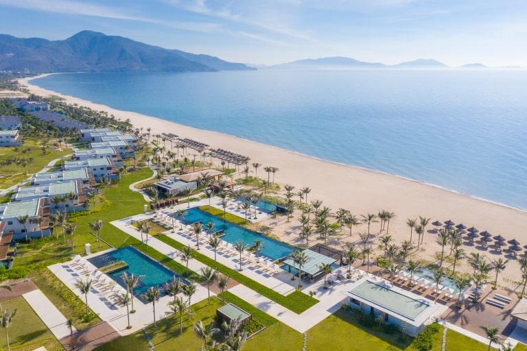 Khu nghỉ dưỡng Alma Cam Ranh đẳng cấp bên bờ biển