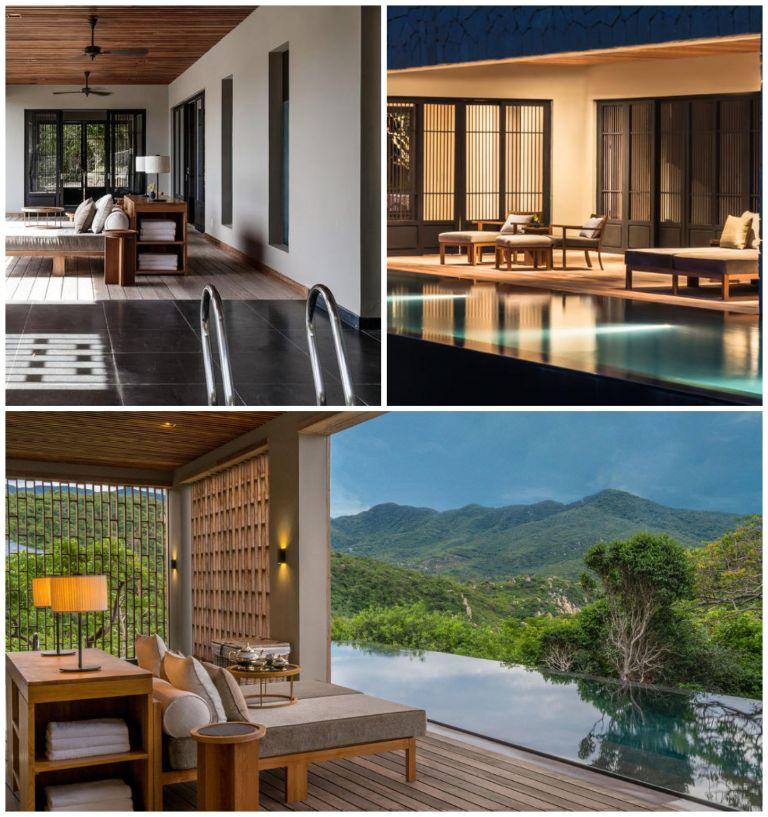 Wellness Pool Villas - Resort Amanoi