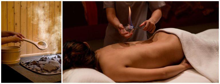 Các phương pháp trị liệu tại Aman Spa