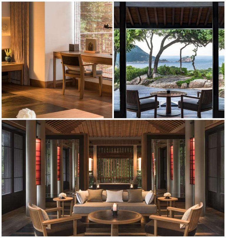 Ocean Pavilion tại resort Amanoi