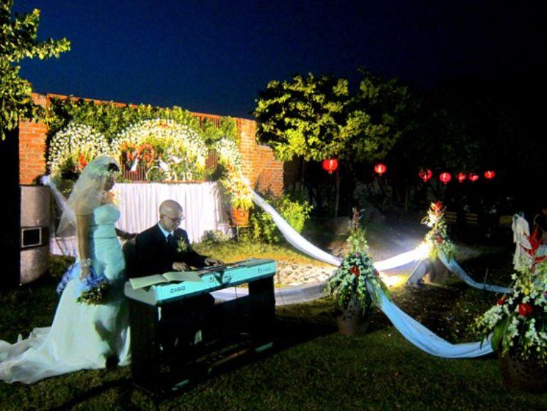 Nơi tổ chức tiệc cưới resort Asean