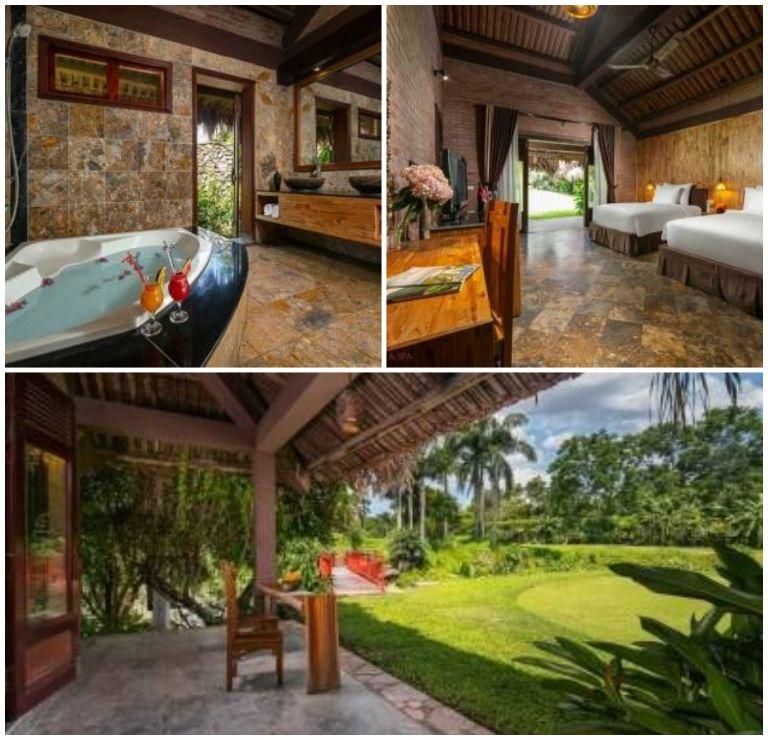 Deluxe resort Asean