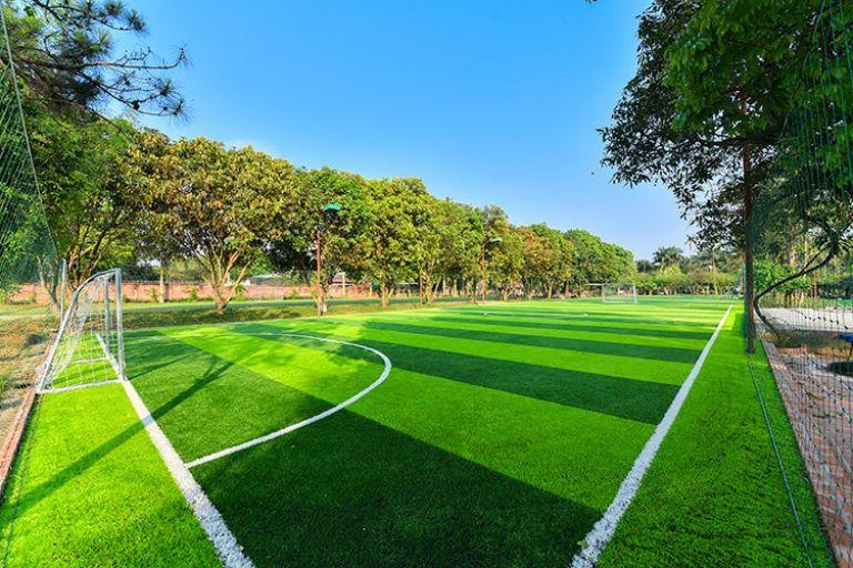 Bóng đá tại resort Asean
