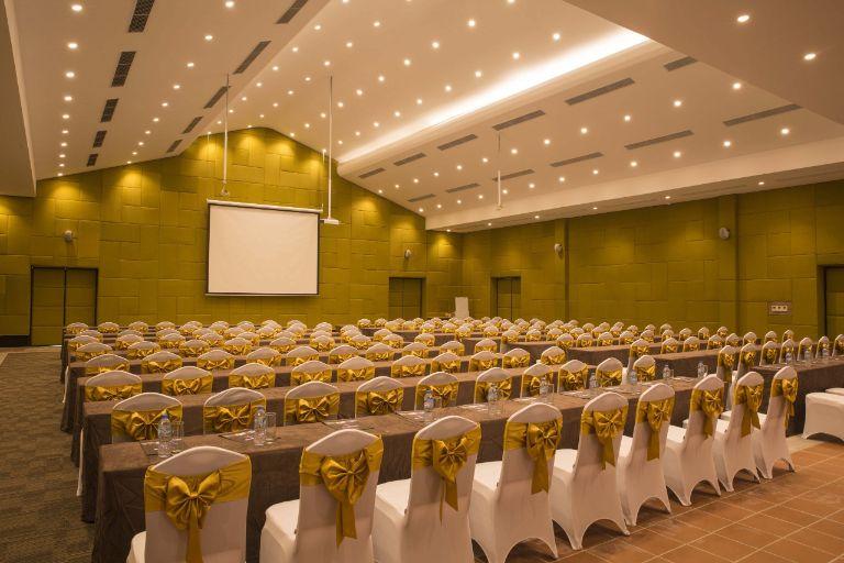 Phòng hội nghị tại resort Asean