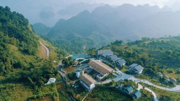Resort Ba Khan   Nghỉ Dưỡng Xứ Sở Mây Mù Sương Phủ