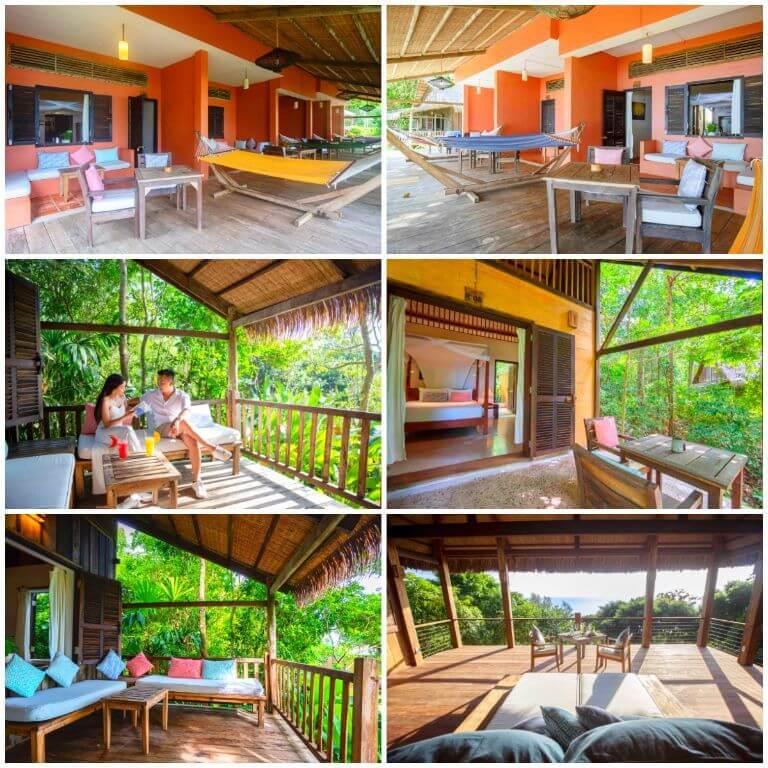 Mango Bay Resort bãi Ông Lang Phú Quốc