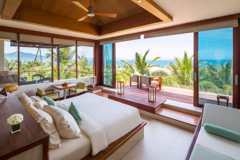 Kiến trúc thân thiện với môi trường tại resort Cam Ranh