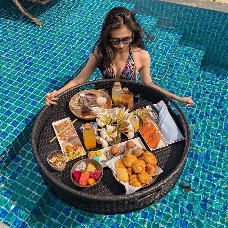 Đừng quên những góc sống ảo cực chill tại Radisson Blu Resort Cam Ranh
