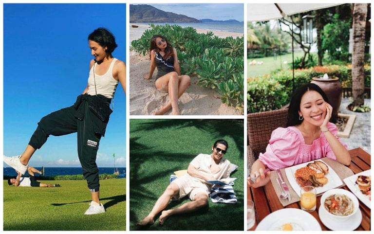 Resort The An nam là điểm đến yêu thích của nhiều tin đồ sống ảo