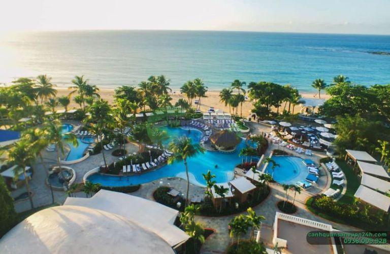 TOP 6 resort Cần Giờ