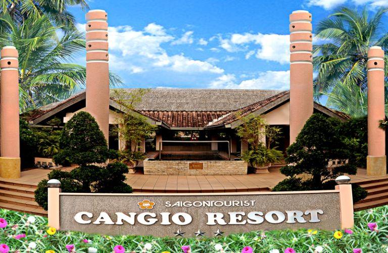 Khu nghỉ dưỡng Cần Giờ Resort