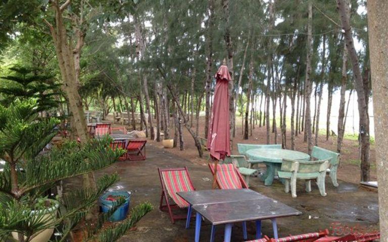 Không gian Tâm Ngọc - Resort Cần Giờ
