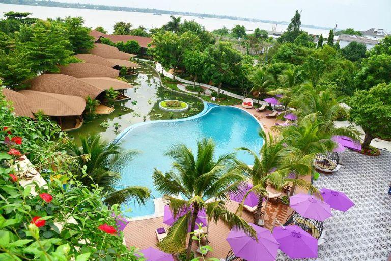 Resort Cồn Khương