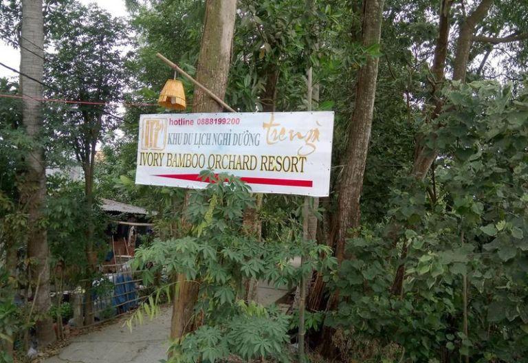 Ivory Bamboo Orchard - Resort Cần Thơ