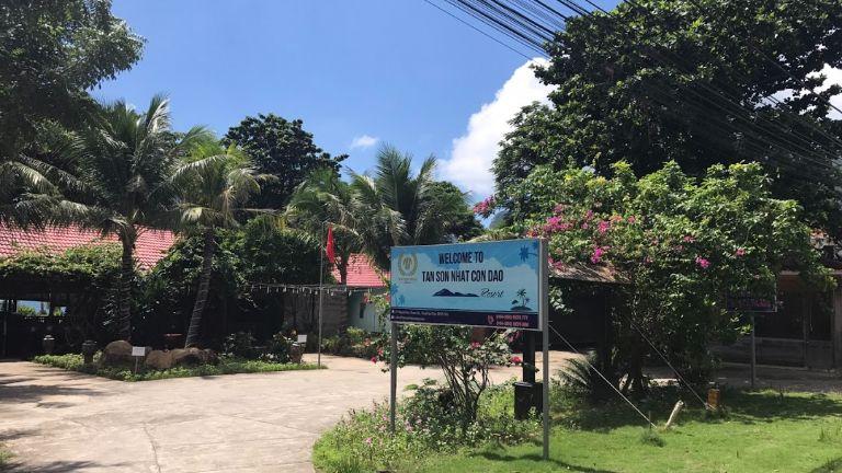 Tân Sơn Nhất - Resort Côn Đảo