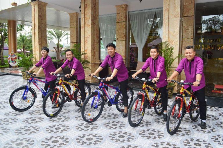 Dịch vụ cho thuê xe đạp miễn phí