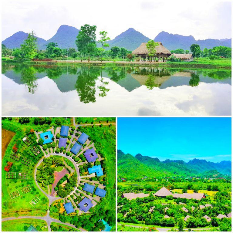 Cúc Phương resort & Villas review vị trí