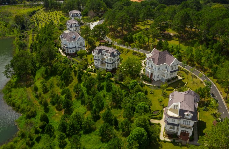 Resort SAM Tuyền Lâm - Tuyệt tác giữa lòng Đà Lạt