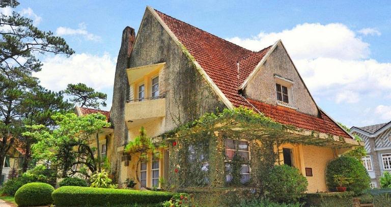 Những toàn biệt thự cổ kính tại resort Đà Lạt Cadasa