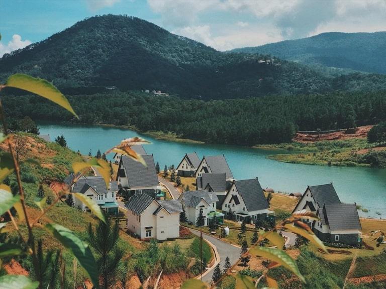 Đà Lạt Wonder Resort yên bình như một ngôi làng Bắc Âu