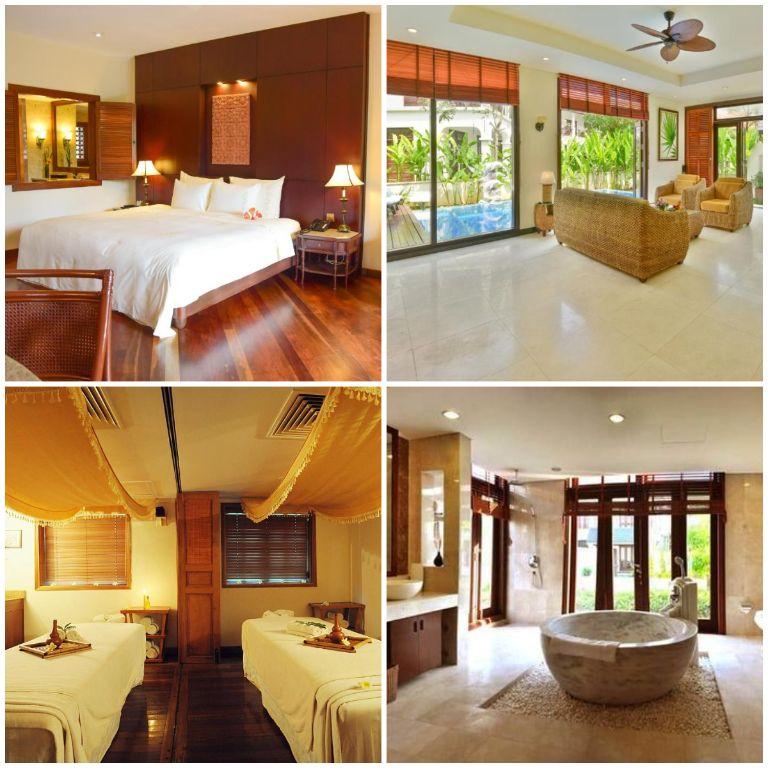Hệ thống phòng resort Đà Nẵng - Furama