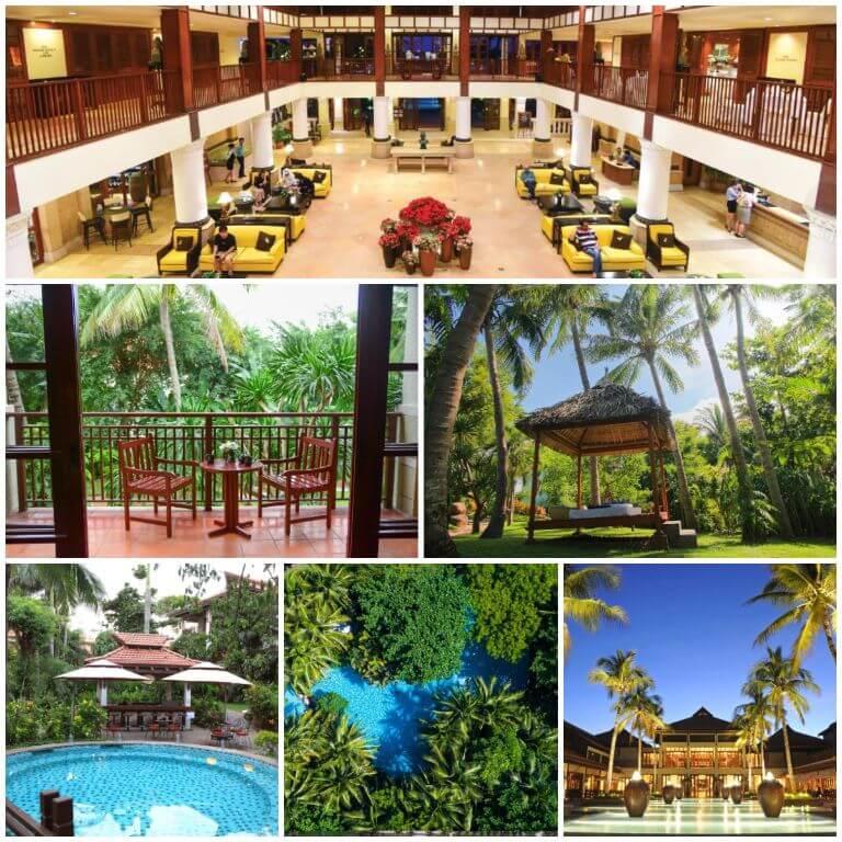 Toàn cảnh Furama Resort Danang