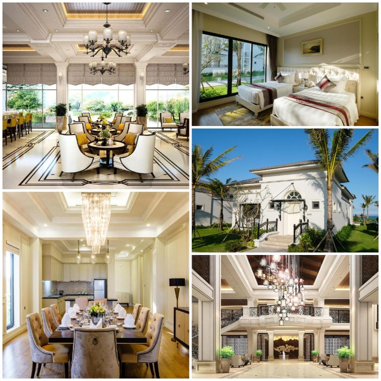 Thiết kế nội ở Vinpearl Resort & Spa Da Nang