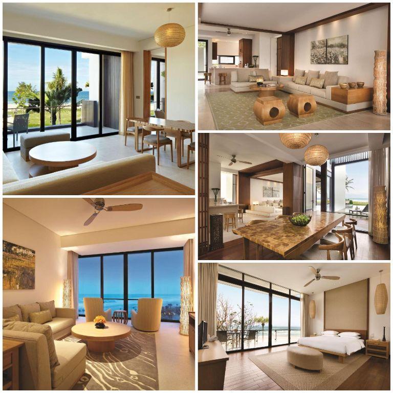 Kiến trúc tại Hyatt Regency Danang Resort and Spa
