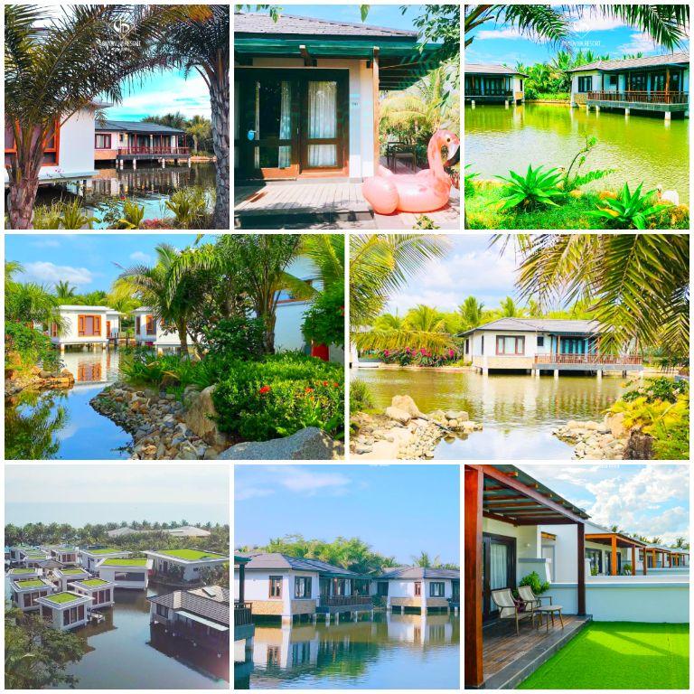 Duyên Hà resort Cam Ranh review
