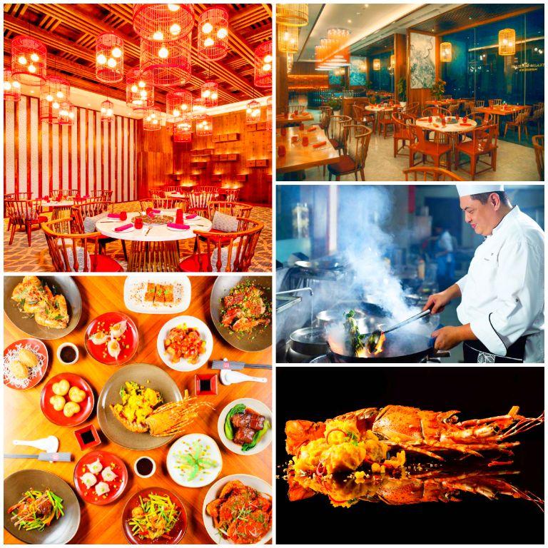 Sino Kitchen tại resort Duyên Hà